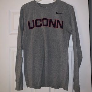 UCONN Nike long sleeve t-shirt